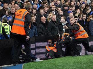 Steward Man Utd Chelsea
