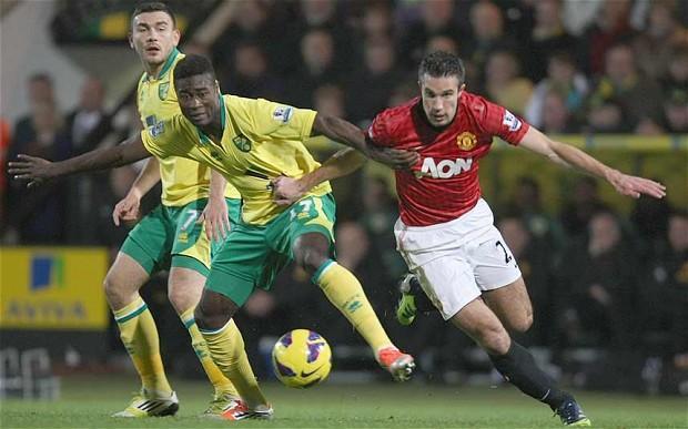 Man United v Norwich