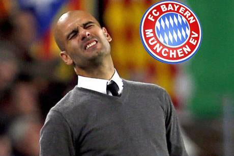 Pep goes to Bayern