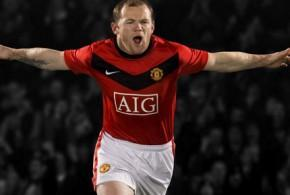 Rooney on his way out of Old Trafford?