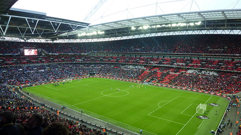 Wembley - Home of the FA Cup