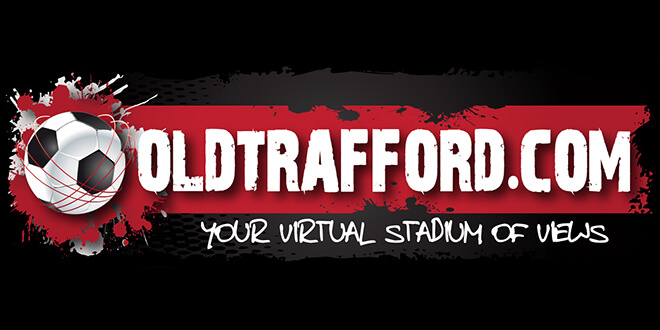 Old Trafford Banner 1